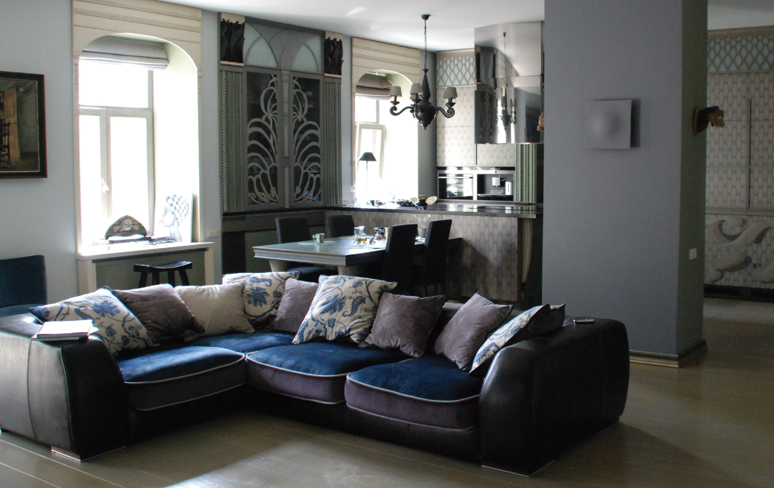 m. k. čiurlionis street apartment
