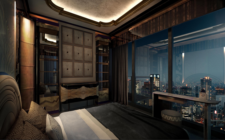 Singapore apartment